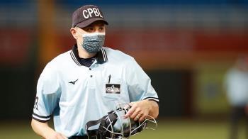 台灣史上第一人!職棒裁判紀華文獲邀東奧執法