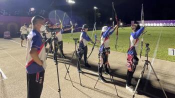 奧運射箭資格賽明登場 中華隊力拚前3種子席次