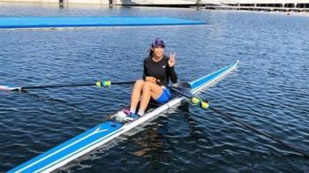 中華隊出賽!黃義婷划船小組第4  再戰25日複賽