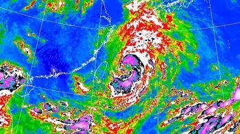 又有熱低壓!最快明成「尼伯特」颱風 直撲這一地區