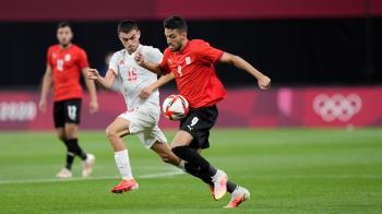 東奧男足C組首賽 埃及0:0逼和西班牙