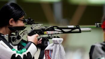 東奧10公尺空氣步槍 「天才少女」林穎欣無緣8強