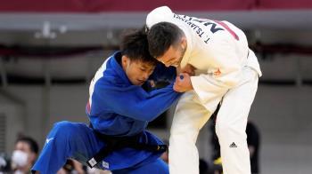 柔道楊勇緯扳倒荷蘭選手 闖進東奧60公斤級4強