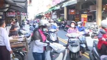27日高雄、台南餐廳內用開放 國華街出現人潮