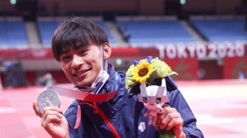 楊勇緯奪銀!要讓世界看見台灣柔道:我的目標是金牌