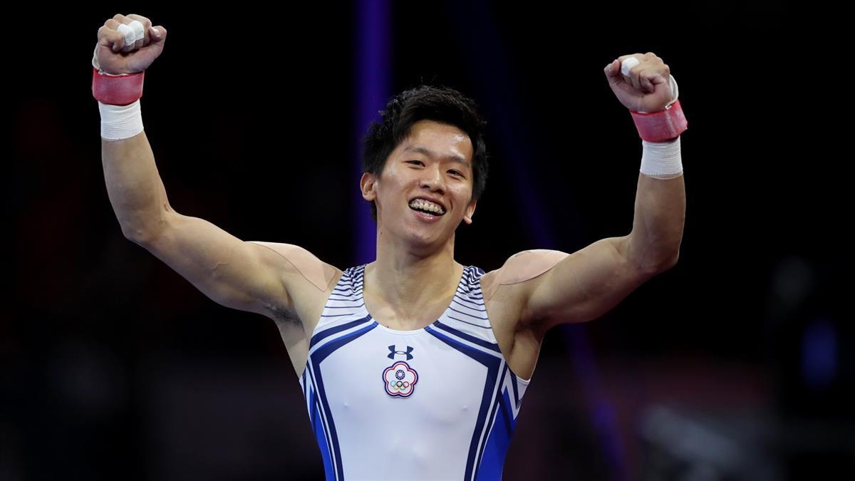 鞍馬王子李智凱東奧晉級決賽