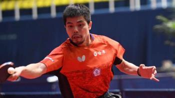 快訊/桌球教父莊智淵逆轉阿根廷小將 順利闖進32強