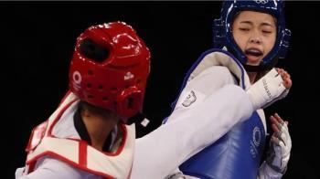 曾不被看好!19歲羅嘉翎摘銅 總教練哽咽:跆拳道站起來了