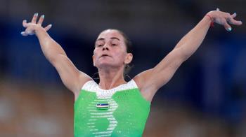 為替兒子治病拚到最後一刻 烏茲別克「體操媽媽」淚別奧運