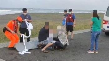 快訊/高雄父跳海救6歲兒溺斃 小孩遺體找到了
