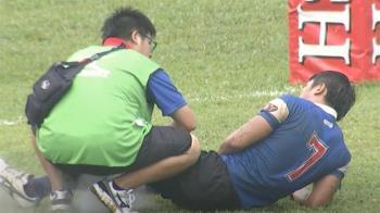 「我只是奪牌工具人」 台灣國手出賽斷靭帶竟遭放生機場