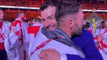感動!因內戰而分開6年 敘利亞兄弟「奧運開幕」再見面
