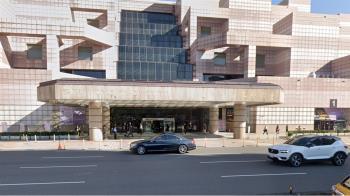 世貿一館停車場保全確診 21日至23日上班