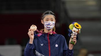 奧運初征戰就奪銅 羅嘉翎被封「新國民女友」