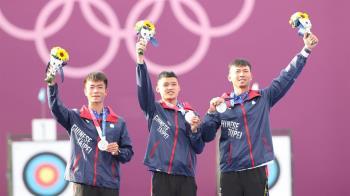 單日奪得1銀1銅!台灣東奧獎牌榜名列25