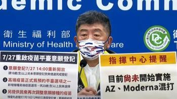 快訊/58.2萬劑AZ疫苗要來了 今自泰國運抵桃機