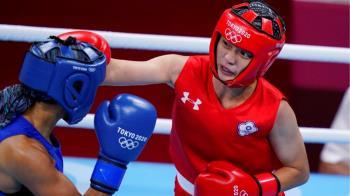 23歲拳擊吳詩儀首登奧運 4:1擊敗瑞典闖進16強