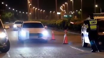 悶得慌!疫情三級警戒閃電飆車 25人遭警「慘電」