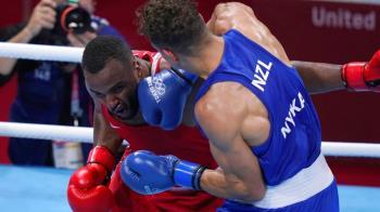 打不贏就咬人! 摩洛哥拳擊手狠咬對手耳朵遭退賽