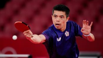 「桌球教父」莊智淵止步16強!賴清德大讚:你永遠是台灣的驕傲