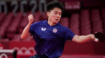 金牌拿到手軟!林昀儒強碰中國球王 網曝秒殺紀錄:有機會