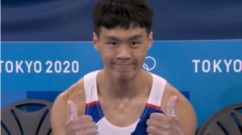 快訊/「亞洲貓王」唐嘉鴻刷新紀錄 體操個人全能名列第7完賽