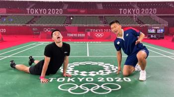 東奧看東森》「麟洋配」羽球男雙闖8強 迎戰地主日本隊