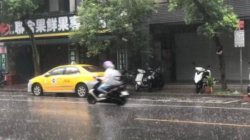 雷雨彈雨區擴大!這天起全台都有雨 一圖看懂一周天氣