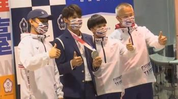 東奧選手回台灣! 「奧運檢疫專案」快速通關