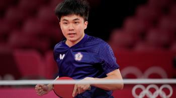桌球男單4強林昀儒出戰 勁敵是「世界球王」