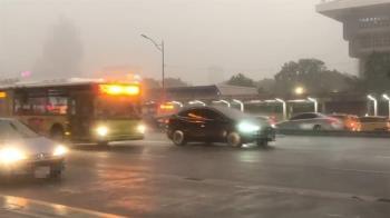 午後雷雨彈狂炸 北北基14縣市大雨特報