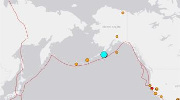 快訊/美國阿拉斯加外海規模8.2強震 急發海嘯警報
