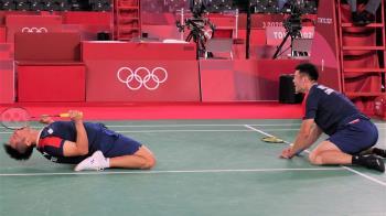 羽球「麟洋配」創紀錄 直落二擊敗日本闖進4強