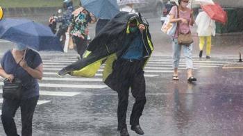 西南氣流到了!雷雨開炸北北基 專家示警:只是開端