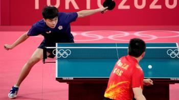 林昀儒激戰7局惜敗樊振東 賽後吐心聲:我真的很想贏