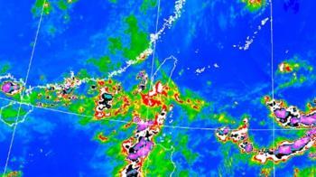 致災性豪雨要來了 全台有雨時間曝光
