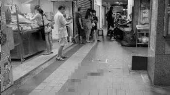 衝串烤店砍前妻「捅死擋刀和事佬」 家暴男嗆:誰叫他來擋我!
