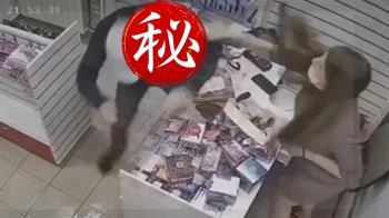 搶匪持刀闖情趣用品店 女店員持「45公分雙頭姐夫」秒擊退