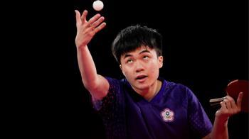 可惜!林昀儒桌球男單第4名 深夜31字回應了