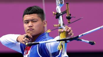 東奧看東森》湯智鈞射箭再遇南韓 8強賽對決里約奧運金牌