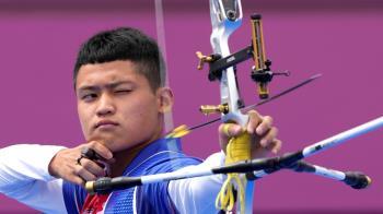 湯智鈞射下南韓!擊敗奧運金牌闖4強 握拳超振奮