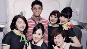 退休前最後一飛!盧彥勳東奧返台 機長「超感人廣播」全文曝光