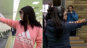 創紀錄!女子25M空氣手槍 吳佳穎 田家榛晉級決賽