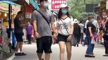 降二級首個周末 新竹動物園及內灣老街人潮漸多