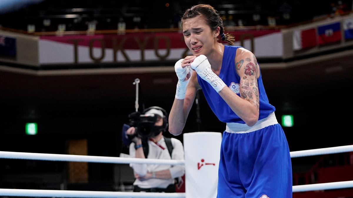 黃筱雯拳擊晉級4強哭了 「至少銅牌」原因曝光