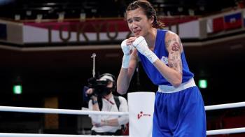 拳擊黃筱雯把台灣刺在手臂上!她感動:謝謝你們把國家放心上