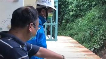 大雨釀災!土石流灌入彰化2民宅 泥流淹1米高