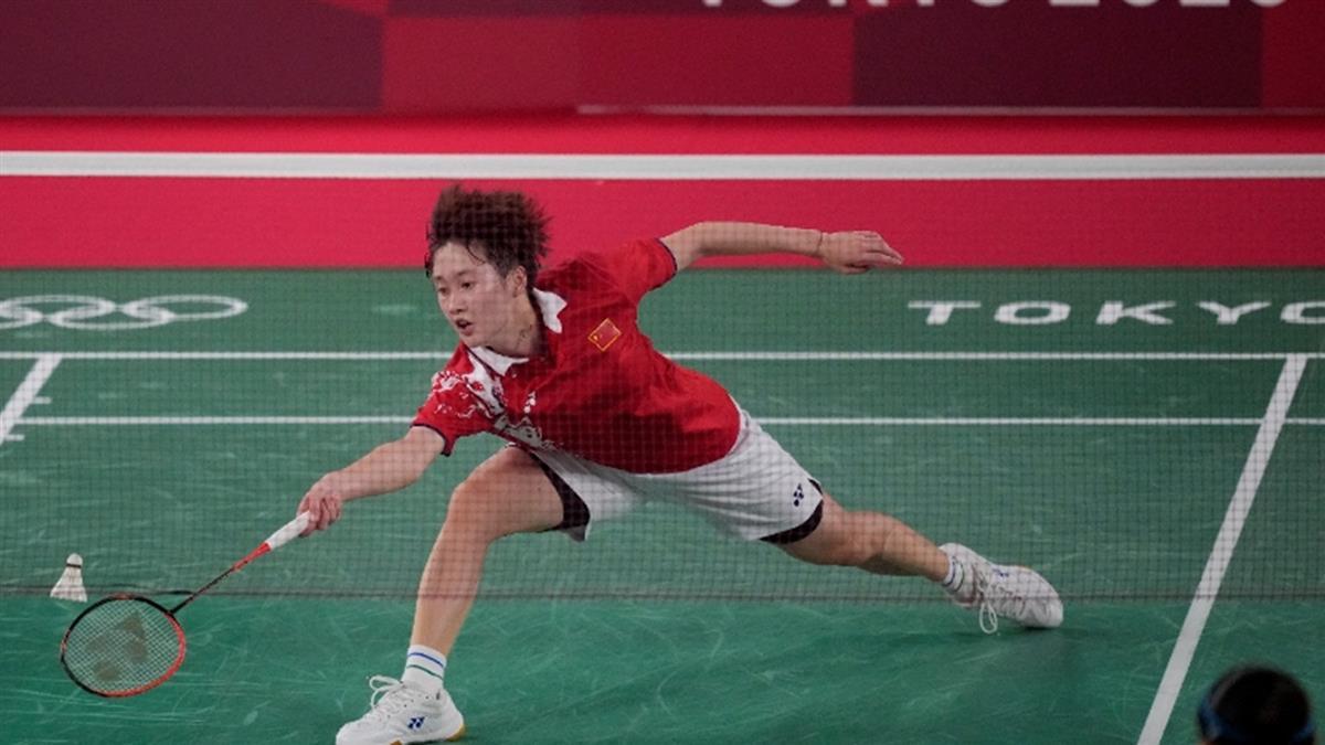從「11連敗」到戰勝戴資穎奪金 陳雨菲:她一直是我的目標