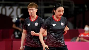 桌球女團8強賽強碰日本 快打開東森51頻道