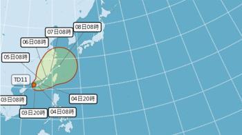 熱低壓來襲!「盧碧」颱風最快今生成 這時影響台灣最劇